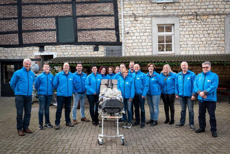 Team wensulance