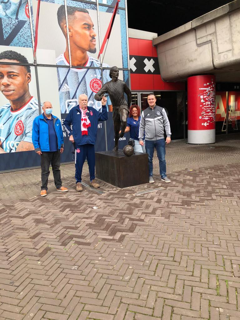 Wensrit Landgraaf – Amsterdam.